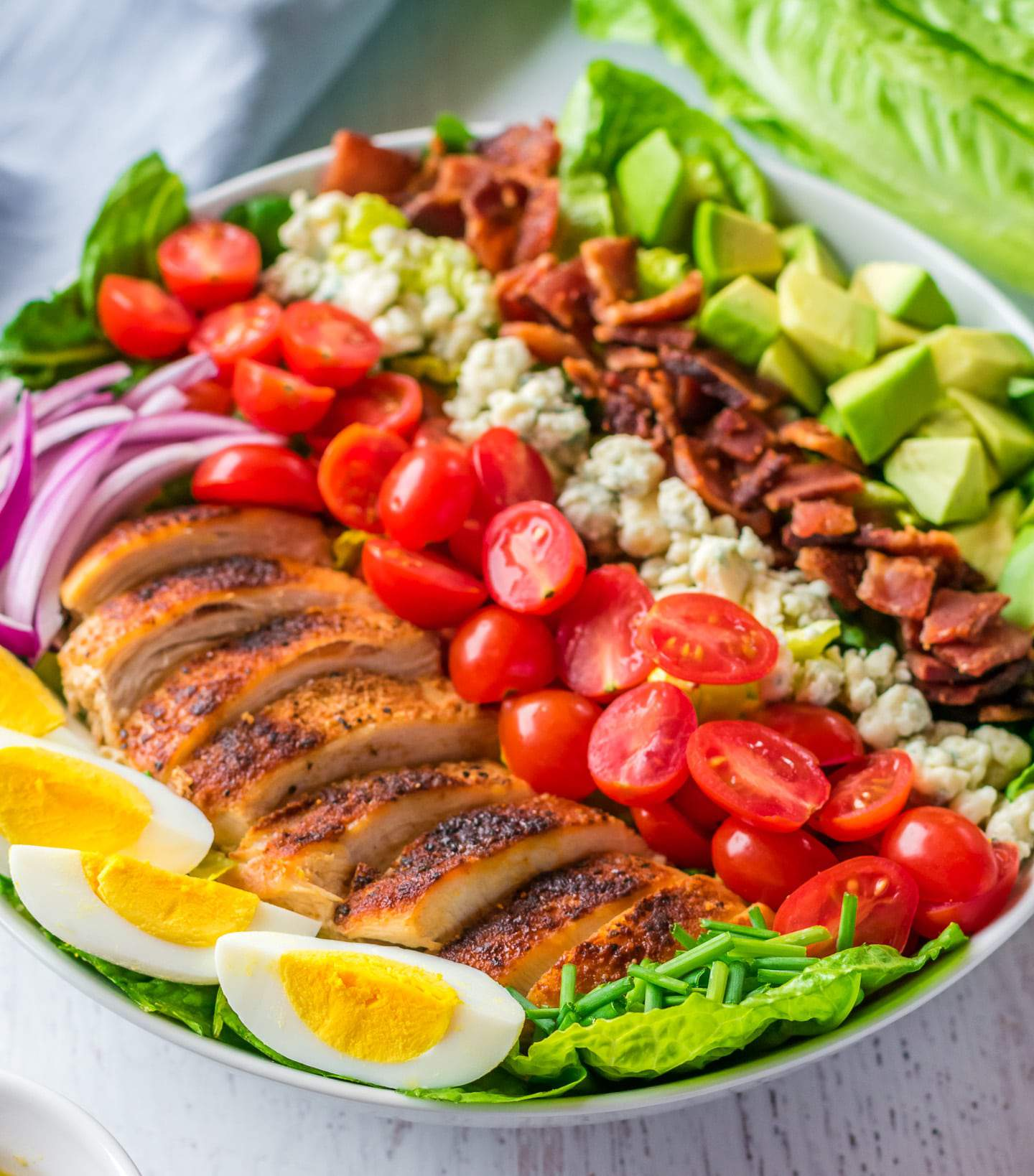 easy cobb salad
