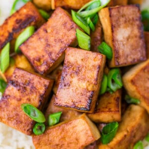 easy marinated tofu