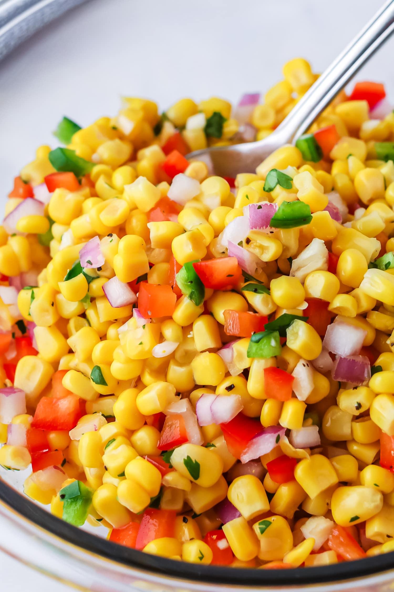 corn salsa recipe