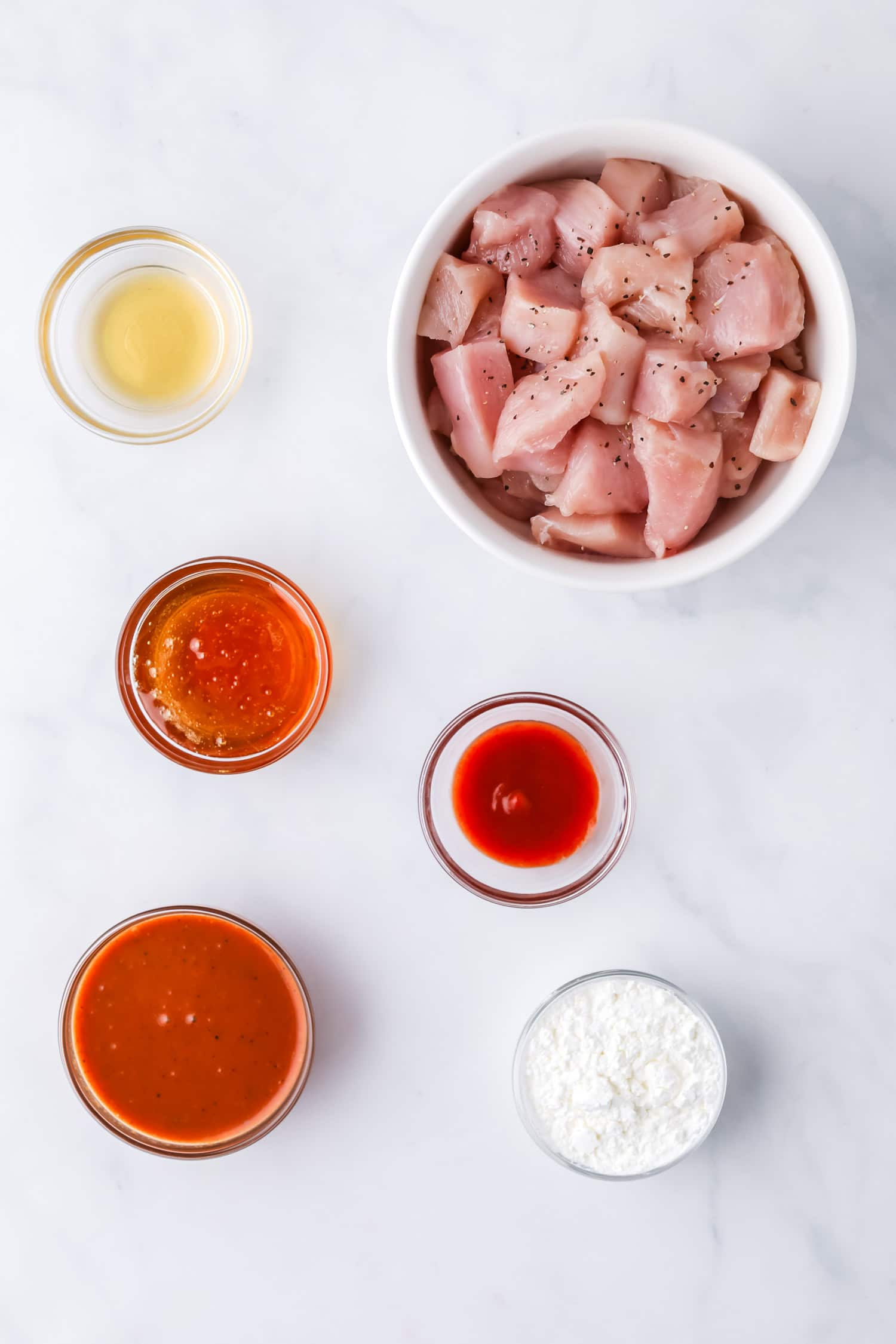 firecracker chicken ingredients