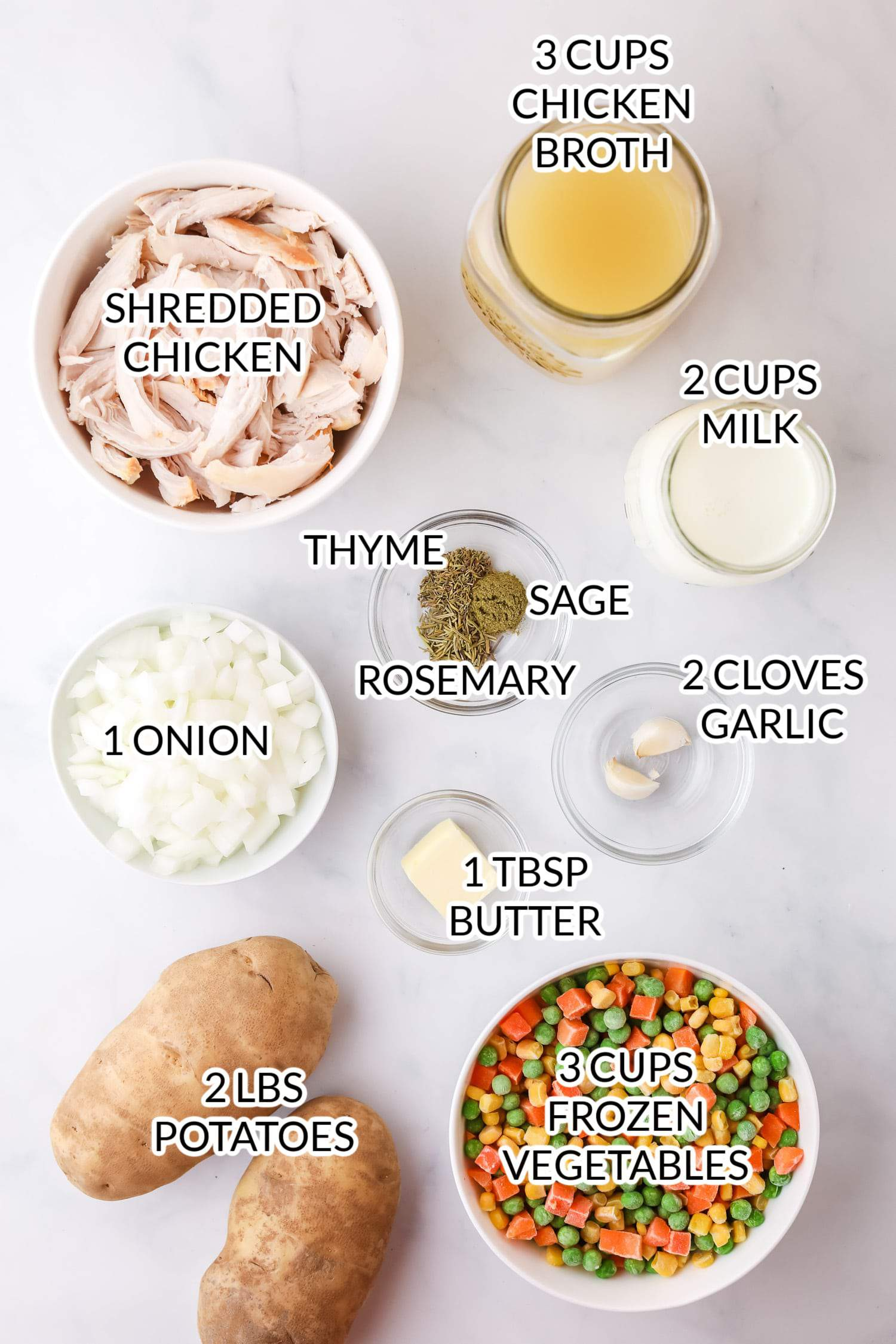 pot pie soup ingredients